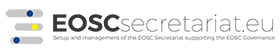 EOSCscretar logo